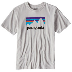 Patagonia Shop Sticker Cotton T Shirt