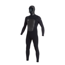 Quicksilver 5/4/3mm Hooded Chest Zip Wetsuit