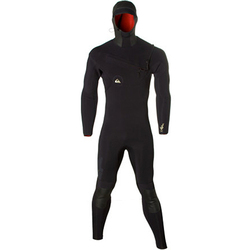 Quiksilver Cypher 6/5/4 LS Hooded Wetsuit