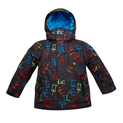 Quiksilver Little Mission Kids Print Jacket