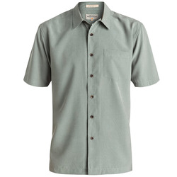 Quiksilver Waterman Cane Island Short Sleeve Shirt - Men's