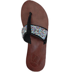 Reef Beaded Sandals - Womens