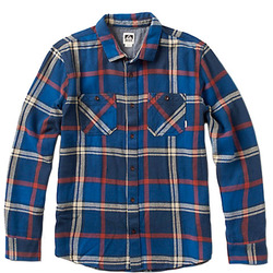 Reef Ice Dip 2 LS Flannel
