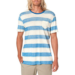 Reef Stripe It Crew S/S