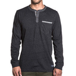 Roark Dati Knitted Long Sleeve Henley