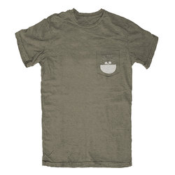 Roark Fear The Sea Pocket Tee