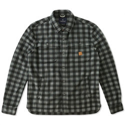 Roark Steelhead Polar Fleece Flannel