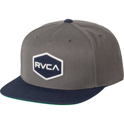 RVCA Commonwealth Snapback Hat
