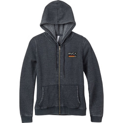 RVCA Mechanics Zip Up Hoodie - Women's