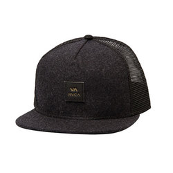 RVCA Option Five Panel Trucker Hat