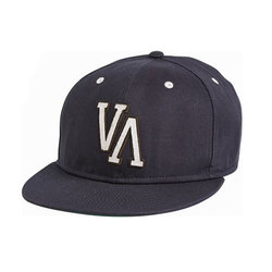 RVCA Themes Six Panel Hat