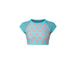 Roxy Dottie Short Sleeve Rashguard - Women's