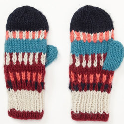 Roxy Frosting Mittens -- Womens