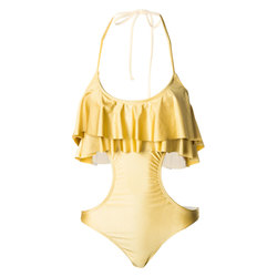 Roxy Surf Essentials Ruffle Monokini