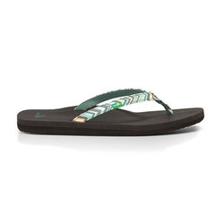 Sanuk Yoga Joy Funk Sandals - Womens