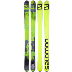 Salomon Q-Lab Skis 2015