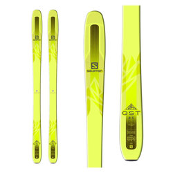Salomon QST 85 Skis 2018