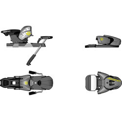 Salomon STH 12 Oversize Ski Bindings