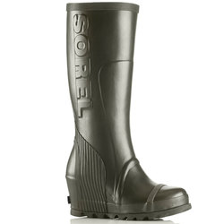 Sorel Joan Rain Wedge Tall