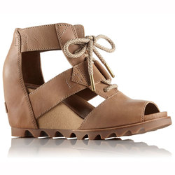 Sorel Joanie Lace Wedge Sandal - Women's
