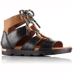 Sorel Torpeda Lace II Sandals -  Women's