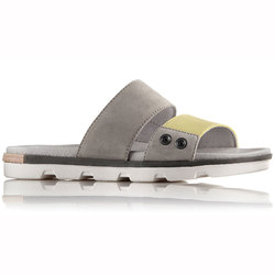 Sorel Torpeda Leather Slide II Sandals - Women's