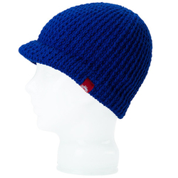 Spacecraft Brim Visor Beanie
