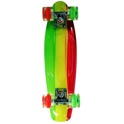 Sunset Skateboards Rasta Graphic Complete Deck