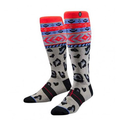 Stance Snow Leopard Snow Socks - Women's