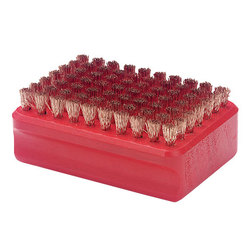 Swix Rectangular Bronze Brush