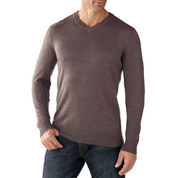Smartwool Kiva Ridge V Neck Shirt