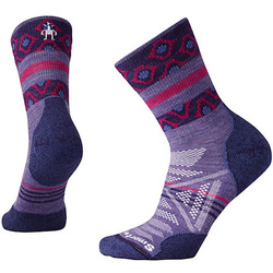 Smartwool PhD® Outdoor Light Pattern Mid Crew Socks - Women's