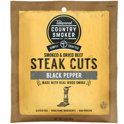 Tillamook Country Steak Cuts 3 oz
