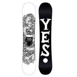 Yes TDF Snowboard 2014
