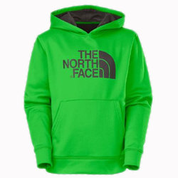 The North Face Logo Surgent Pullover Hoodie - Boys