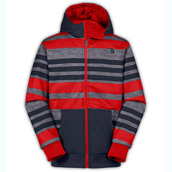 The North Face Reversible Quilted Surgent Hoody - Boys