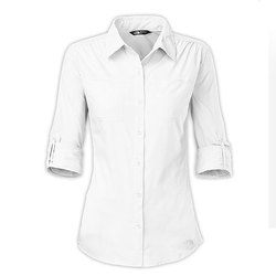 The North Face Cool Horizon Woven L/S Shirt - Womens