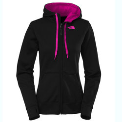 The North Face Fave Full Zip Hoodie - Women's