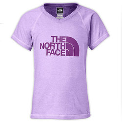 The North Face Moksha Performance Tee - Girls