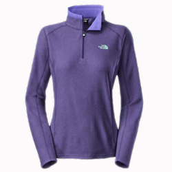 The North Face Glacier 1/4 Zip - Women's