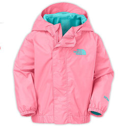 The North Face Infant Tailout Rain Jacket - Girls