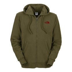 The North Face Logo Full Zip Hoodie