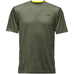 The North Face Short Sleeve Longline FlashDry Crew