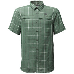 The North Face Short Sleeve Tattersal Vent Me Shirt