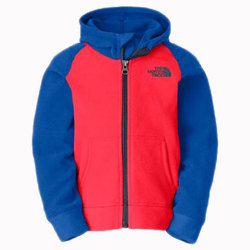 The North Face Toddlers Boys' Glacier Full Zip Hoodie