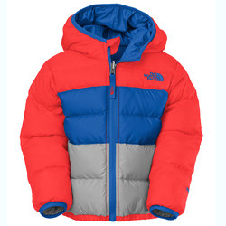The North Face Toddler Reversible Moondoggy Jacket - Boys
