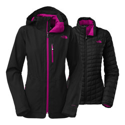 The North Face ThermoBall Snow Triclimate - Womens