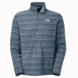 The North Face TKA 100 Novelty Glacier 1/4 Zip - Mens
