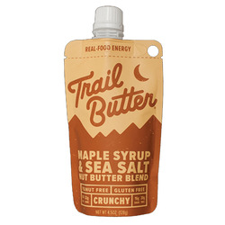 Trail Butter Reusable Flexible Pouches
