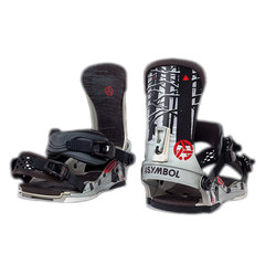 Union Asymbol Snowboard Bindings 2014